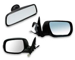 Espejos < año 2000 506IDX - Espejo izquierdo con mando Citroen Visa