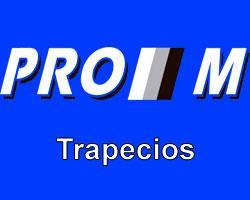 PROM trapecios