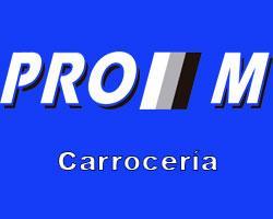 Chapa  Pro//M Carrocería