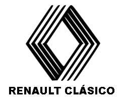 Renault Clásico RE115 - Anagrama Renault Rombo
