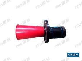 Accesorios 01512 - Bocina época color rojo