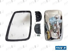Accesorios 05915100 - Espejo izquierdo tipo pinza Seat Panda