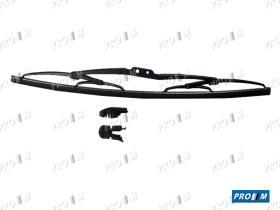 Accesorios 55 - Escobilla limpiaparabrisas 550mm