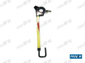 Accesorios 585/B - Antirrobo asiento volante amarillo