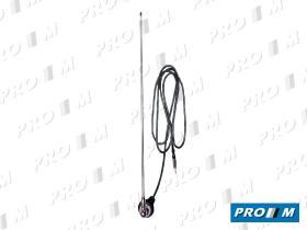 Accesorios ANTCR - Antena aleta cromada