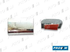 Accesorios PM3090 - Moldura vierteaguas transparente universal