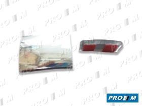 Accesorios PM3091 - Moldura cromada 20mm universal