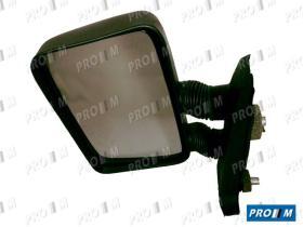 Espejos < año 2000 16701 - Espejo derecho Fiat Punto con mando por cables 94>