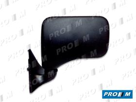 Espejos < año 2000 532 - Espejo negro Simca 1200 Talbot 180