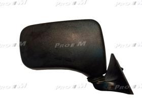 Espejos < año 2000 536 - Espejo de puerta Seat 131 78-> derecho negro 2ªserie
