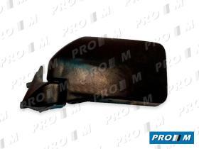 Espejos < año 2000 574 - Espejo Derecho Ford Fiesta del 73 al 83 negro