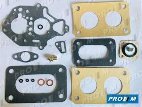 Juegos reparación carburador C8R - Juego reparacion carburador Solex 30/30 Z2
