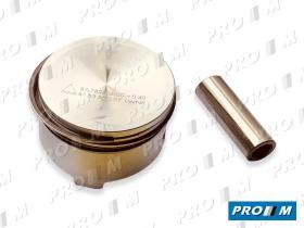 Autobianchi P112040 - Juego de segmentos Autobianchi A112 ABarth 70hp  67.20mm STD