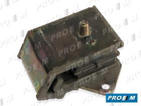 Caucho Metal 12006 - Soporte de motor Renault Trafic 2.1 D 89-97
