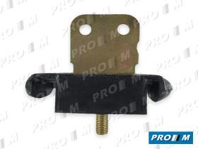 Caucho Metal 12027 - Soporte de cambio Renault 8