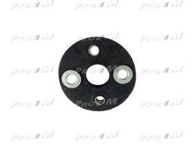Caucho Metal 12034 - Flector de direccion 4 agujeros