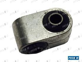 Caucho Metal 120371 - Dado cardan direccion Renault