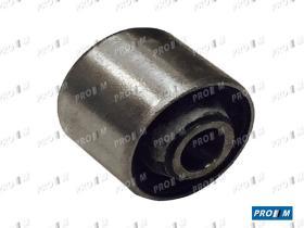 Caucho Metal 12042 - Silemblock amortiguador delantero inferior Renault 12-18