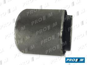 Caucho Metal 12047 - Silemblock soporte brazo suspensión trasero Renault 5