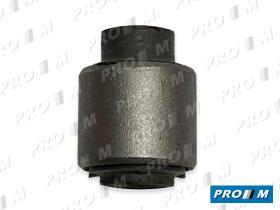 Caucho Metal 12048 - Silembloc de suspensión trasero exterior sin cuello Renault