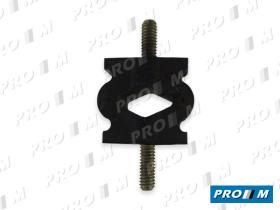 Caucho Metal 12062 - Soporte de escape Renault rosca 8mm