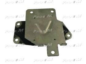 Caucho Metal 12073 - Soporte central de escape Renault 18