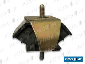 Caucho Metal 12074 - Soporte de cambio Renault 5-18 5 velocidades