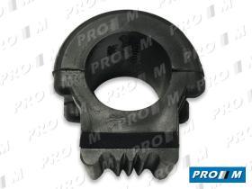 Caucho Metal 12101 - Goma punta barra estabilizadora 23mm Renault 9 11 -84
