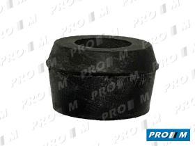Caucho Metal 12527 - Goma amortiguador cónica Seat  15.5X30X17