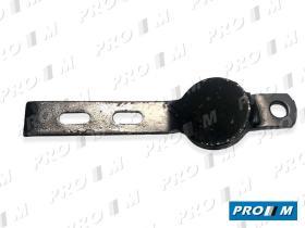 Caucho Metal 12581 - Flector de transmisión reforzado Seat 124-131-132