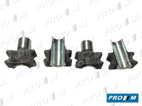 Caucho Metal 14034 - TIRANTE BARRA ESTABILIZADORA PEUGEOT 405