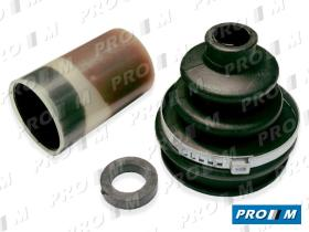 Caucho Metal 42107 - Fuelle trasmision lado rueda PSA 19x86mm