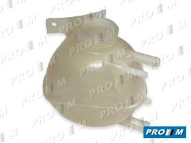 Caucho Metal BEO-9061 - Bombona circuito cerrado Opel Kadett E gaslina 2 salidas