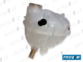 Caucho Metal BEO9104 - Bombona circuito cerrado Opel Astra gasolina