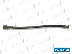 Caucho Metal LA-1620 - Latiguillo de freno delantero Ebro Nissan Avia 2.0-2.8