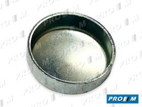 Caucho Metal TB-25,2 - Tapón bloque diámetro 25mm
