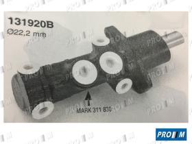 Bendix 131920B - Bomba de freno Citroen Zx - Peugeot 405