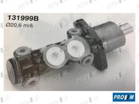 Bendix 131999B - Bomba de freno Peugeot 306
