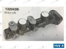 Bendix 132043B - Bomba de freno Seat Panda