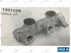 Bendix 132122B - Bomba de freno Opel Corsa A