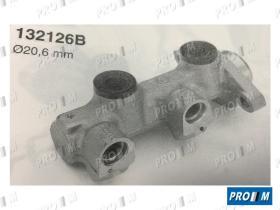 Bendix 132126B -  Bomba de freno Opel Corsa A
