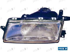 Bosch 0301028105 - FARO LUZ CARRETERA/CRUCE