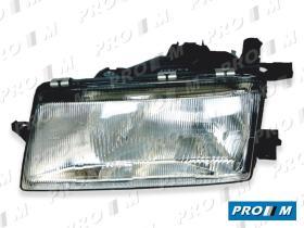 Bosch 0301028105 - Faro izquierdo Opel Vectra 88-92
