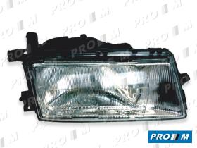 Bosch 0301028306 - OPTICA VECTRA IZQU 92-95 MANUAL