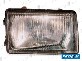 Bosch 0301062102 - Óptica Ford Fiesta IV del. dcho. 95-99 eléc. H7+H1