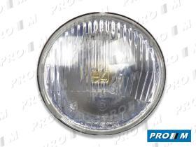 Bosch 0301302101 - Óptica H4 cristal plano universal