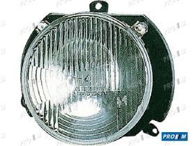 Bosch 0301400010 - Óptica H4 cristal plano universal