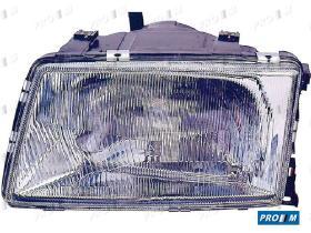 Bosch 1307022006 - Cristal de faro delantero izquierdo MB SLK R170 Roadst 96-04