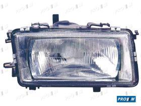 Bosch 1307022055 - Faro derecho 82-91 H4