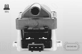Pro//M Bobinas 155026 - Bobina encendido Audi-Seat-VW-Skoda